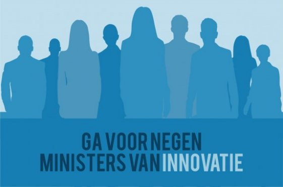 "Françoise Chombar endorses VARIO's call for ""9 Ministers of Innovation"""