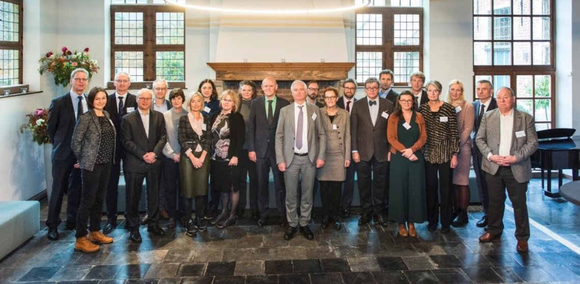 VARIO hosts the annual Autumn meeting of Science and Innovation Councils in Europe